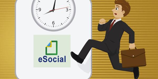 Largada para o eSocial em 8 de janeiro